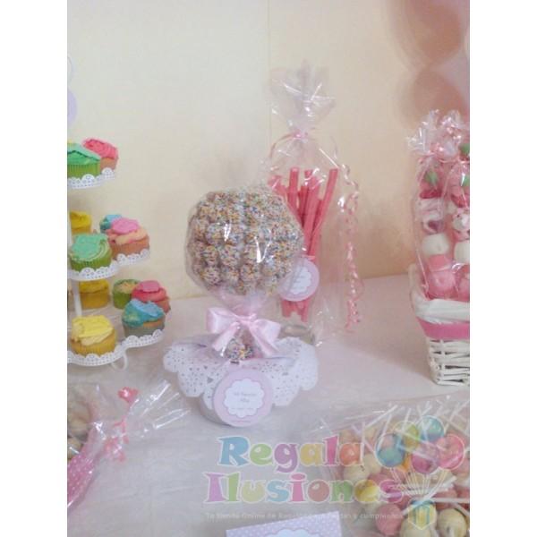 Bautizo Decoracion Mesa ~ Decoraci?n Bautizo con globos y Mesas Candy  Regala Ilusiones