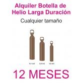 Contrato Alquiler 12 MESES Botella Helio Retornable