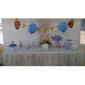 Candy Buffet para Bautizo