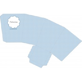 GRATIS. Cubo Palomitas CPB imprimible