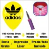 Pack 500 Globos 30cm. 1C-1T Aire Manual
