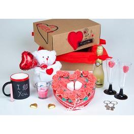 Caja regalo enamorados regala ilusiones - Ideas de regalos originales para amigas ...